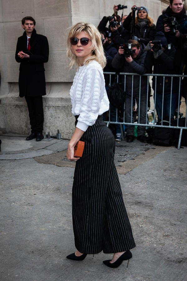 Fashion Week Haute Couture : Dylan Penn, Anna Wintour... Les stars au rendez-vous pour Karl Lagerfeld !