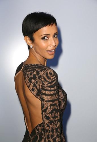 Photos : Fashion Week Haute Couture : Sonia Rolland : ultra sexy au défilé Zuhair Murad !