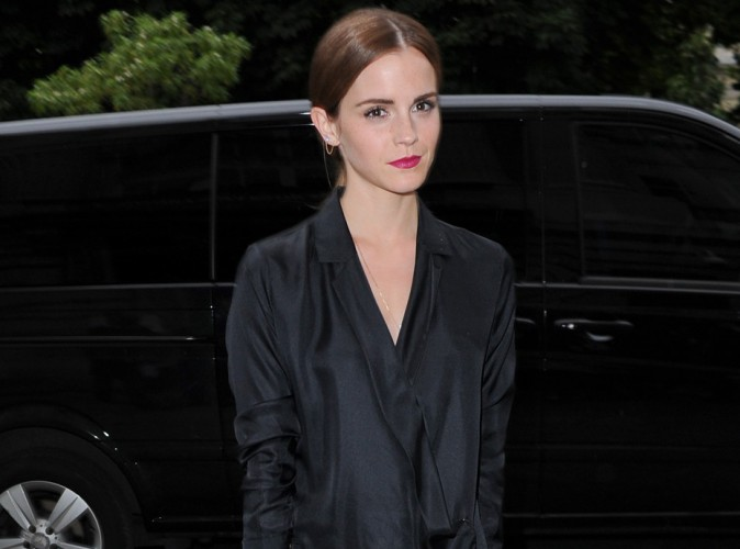 Fashion Week HC : Emma Watson : elle multiplie les apparitions glamour � Paris !