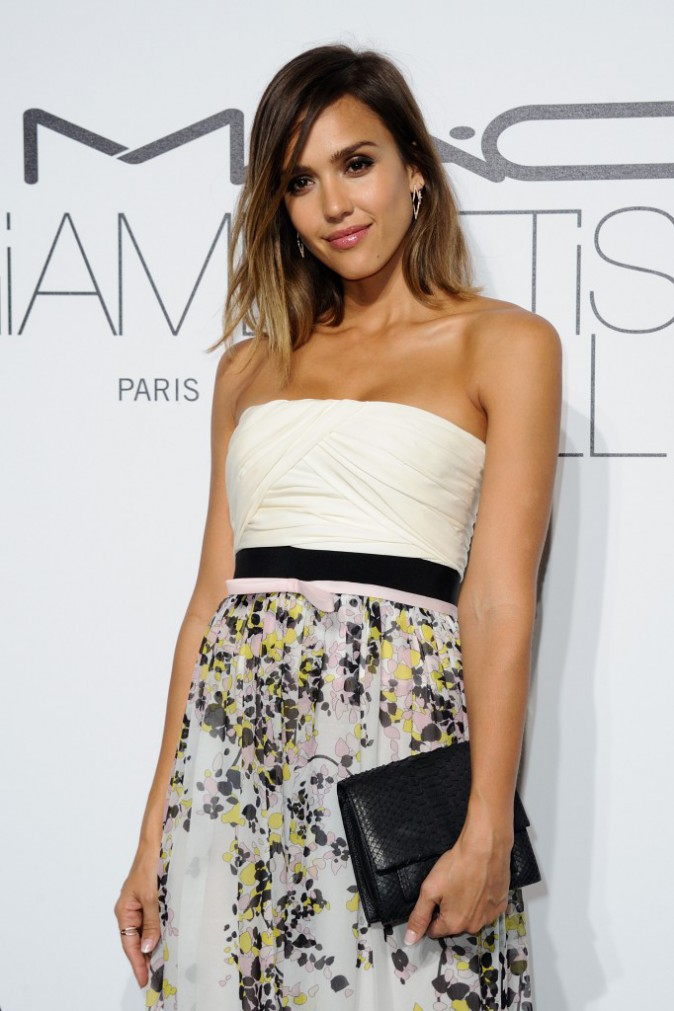 Jessica Alba le 6 juillet 2015