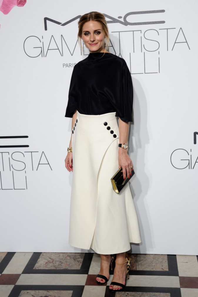 Olivia Palermo le 6 juillet 2015