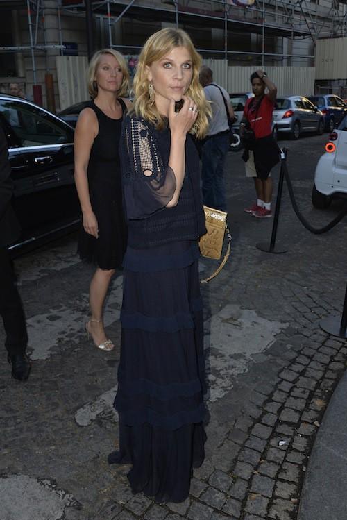Photos : Fashion Week : Julie Gayet, Adèle Exarchopoulos, Marie-Ange Casta… Les Françaises s'imposent !