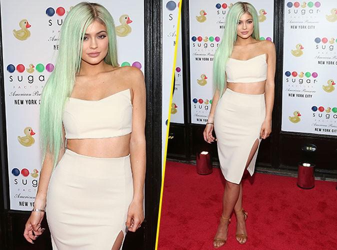Kylie Jenner le 16 septembre 2015