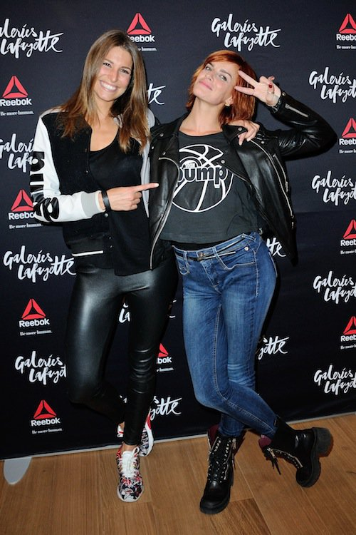 Photos : Fauve Hautot et Laury Thilleman : une team rock de choc !