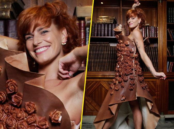 Fauve Hautot, la femme chocolat c'est elle !