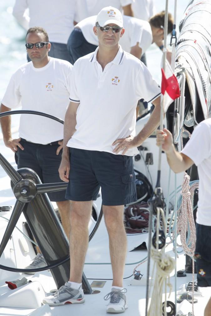 Photos : Felipe VI : un roi sportif tout en simplicité !