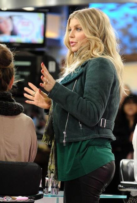 Fergie, New York, 21 mars 2013.
