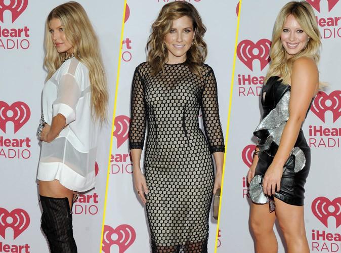Fergie, Sophia Bush, Hilary Duff : déferlante de stars sexy à Las Vegas !