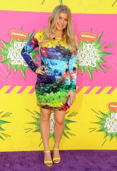 Fergie, Los Angeles, 23 mars 2013.