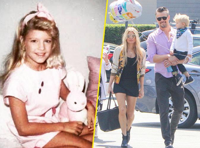 Fergie : une lapine aux anges, elle fête son anniversaire en famille !