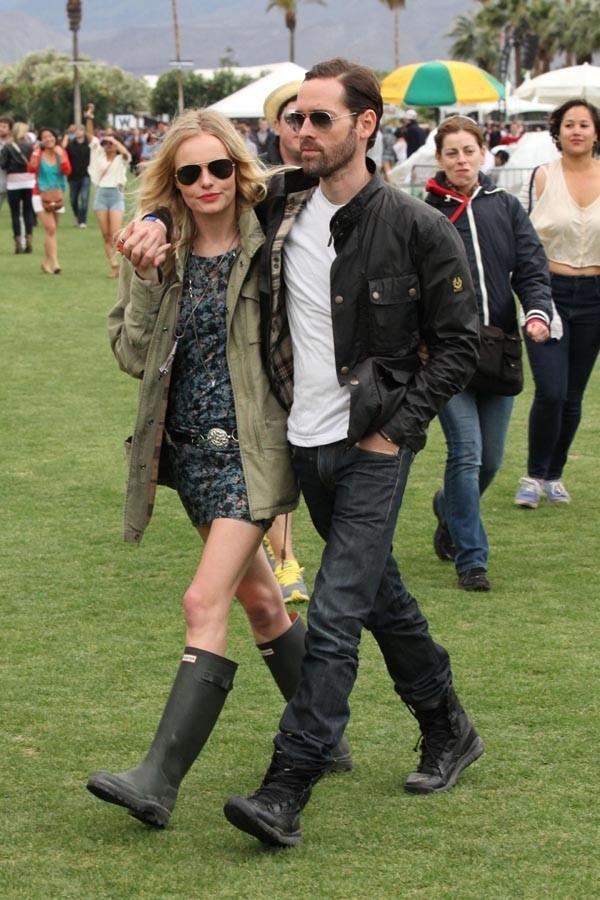 Kate Bosworth et Michael Polish, acte 1 !