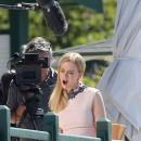 Nicole Kidman à l'Eden Roc d'Antibes le 13 mai 2014
