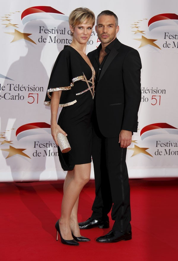Philippe Bas et Lorie au Festival de Monte-Carlo !