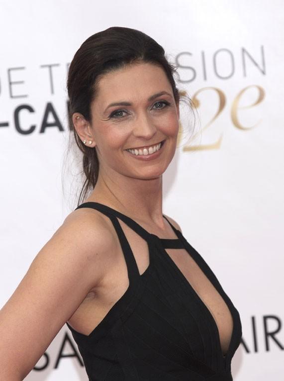 Adeline Blondieau à l'ouverture du Festival de Monte-Carlo 2012