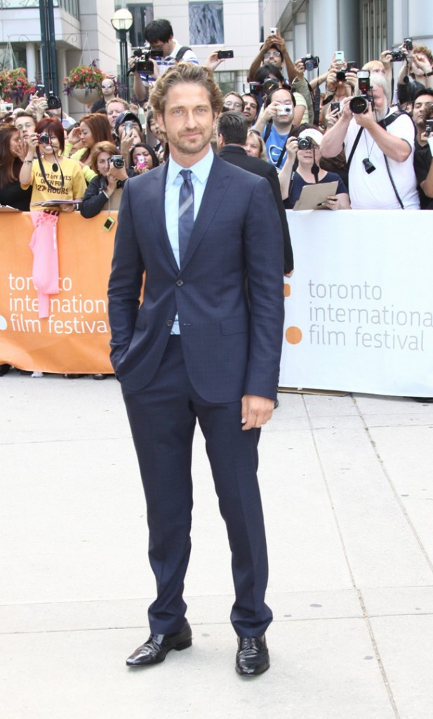 Bradley Cooper lors du Festival du Film de Toronto, le 11 septembre 2011.