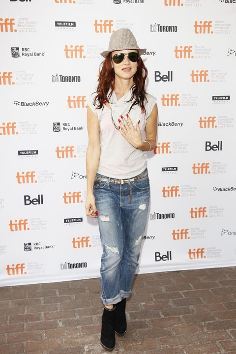 Juliette Lewis lors du Festival du Film de Toronto, le 11 septembre 2011.