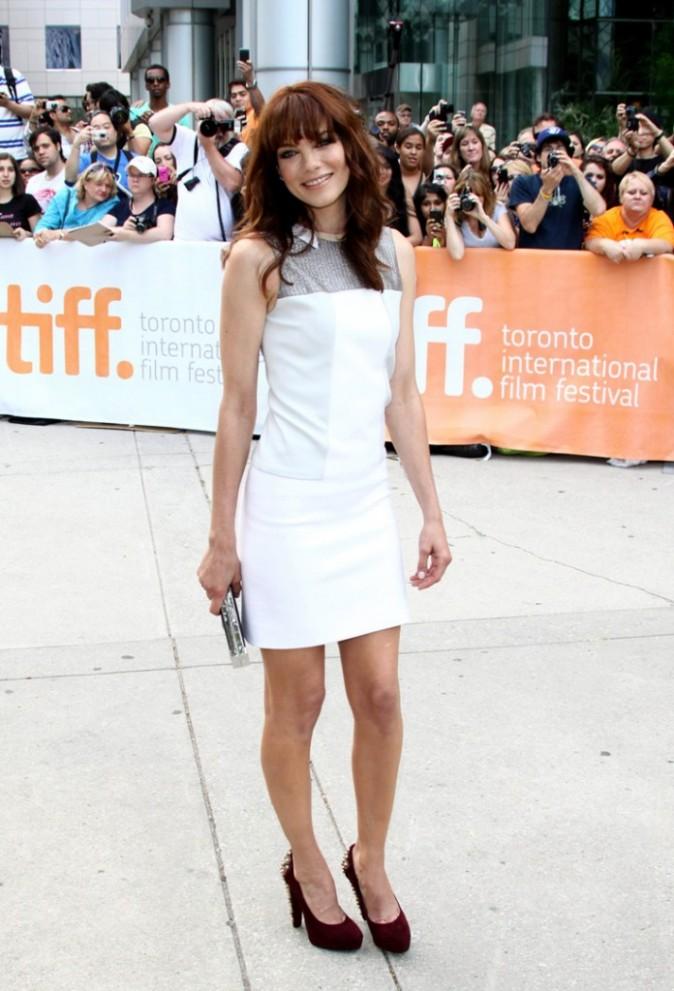 Michelle Monaghan lors du Festival du Film de Toronto, le 11 septembre 2011.