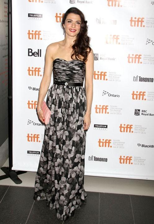 Rachel Weisz lors du Festival du Film de Toronto, le 11 septembre 2011.