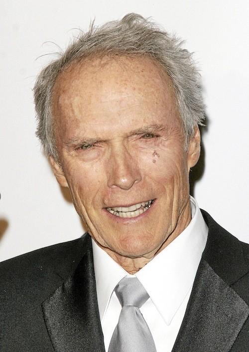 2 - Clint Eastwood !