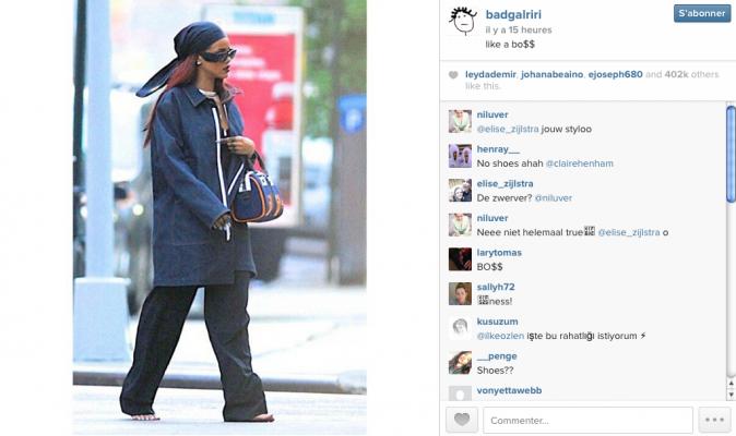 Rihanna le 16 mai 2015