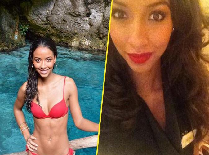 Photos : Flora Coquerel : bye bye la République dominicaine, elle est arrivée à Londres pour Miss Monde !