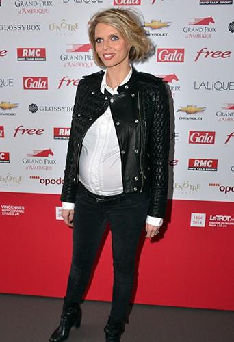 Sylvie Tellier à Vincennes le 26 janvier 2014