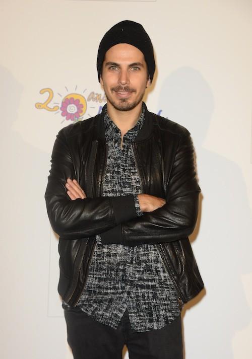 Michael Canitrot au concert We Love Disney à Paris, le 3 novembre 2014