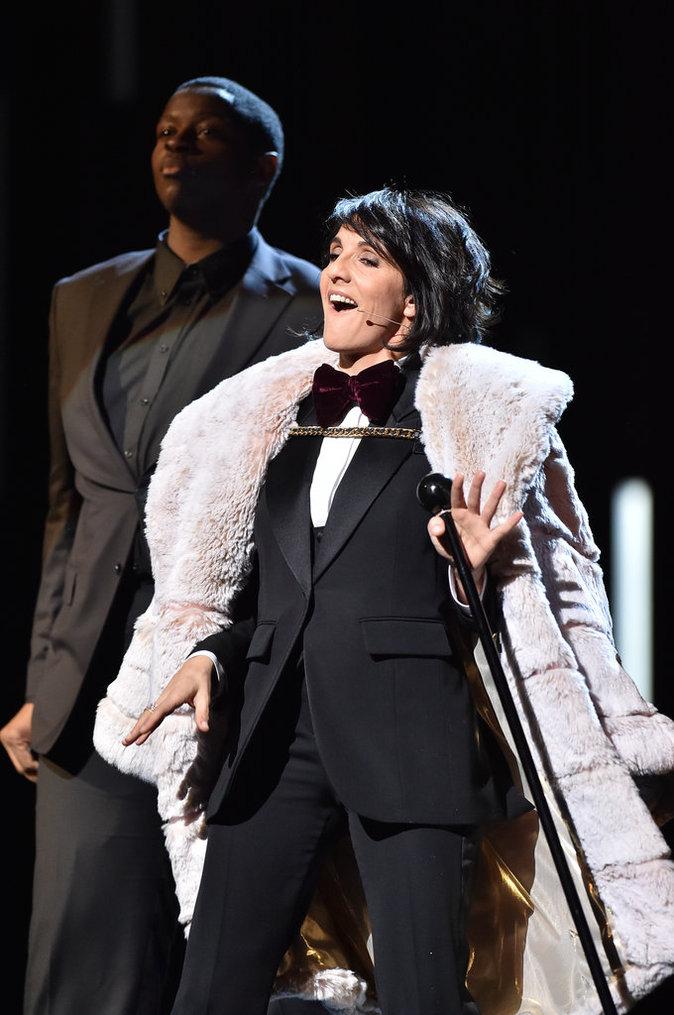 Photos : Florence Foresti star des César, Rod Paradot émouvant !