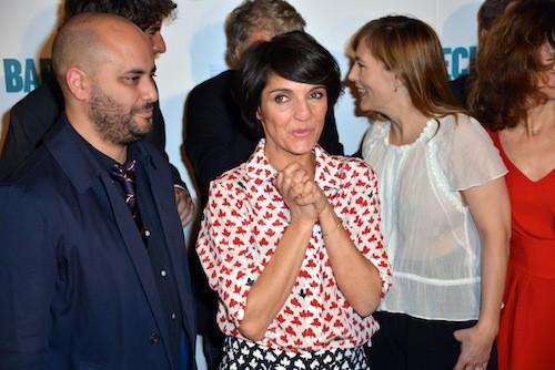 Photos : Florence Foresti, Axelle Lafont, Reem Kherici, Franck Dubosc : tous réunis pour une première réussie !