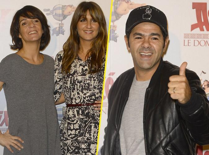 Photos : Florence Foresti, Géraldine Nakache, Jamel Debbouze : en mode détente pour Astérix !