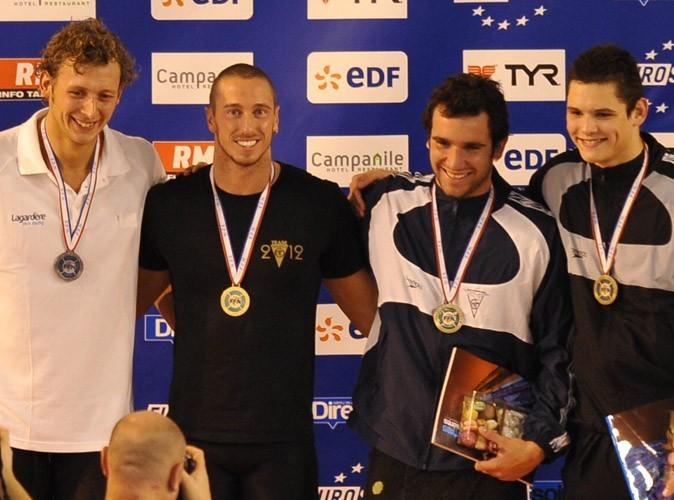Florent est arrivé 2e aux derniers Championnats de France