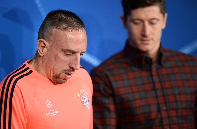 Photos : Franck Ribéry : finalement, pas contre un retour en France !