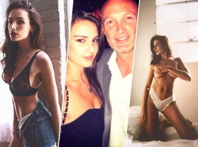 Frank Leboeuf prend la défense de sa fille Jade, critiquée pour ses photos sexy