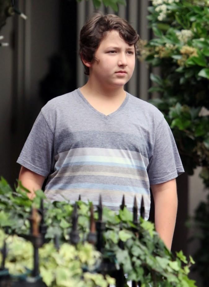 Frankie Jonas, le plus jeune des frères !