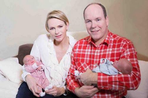 Les premières photos officielles de la famille