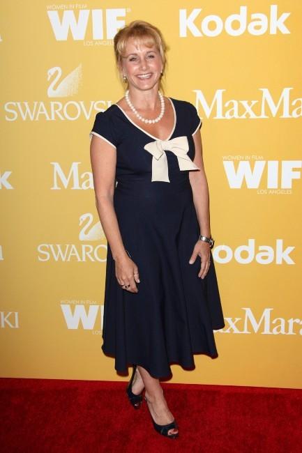 "Gabrielle Carteris lors de la soirée ""2012 Women In Film + Crystal Lucy Awards"" à Beverly Hills, le 12 juin 2012."