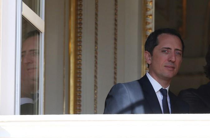 Gad Elmaleh à Monaco le 7 janvier 2015