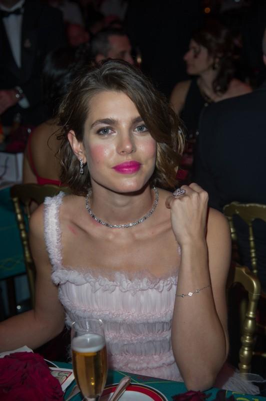 Charlotte Casiraghi, Monaco, 23 mars 2013.