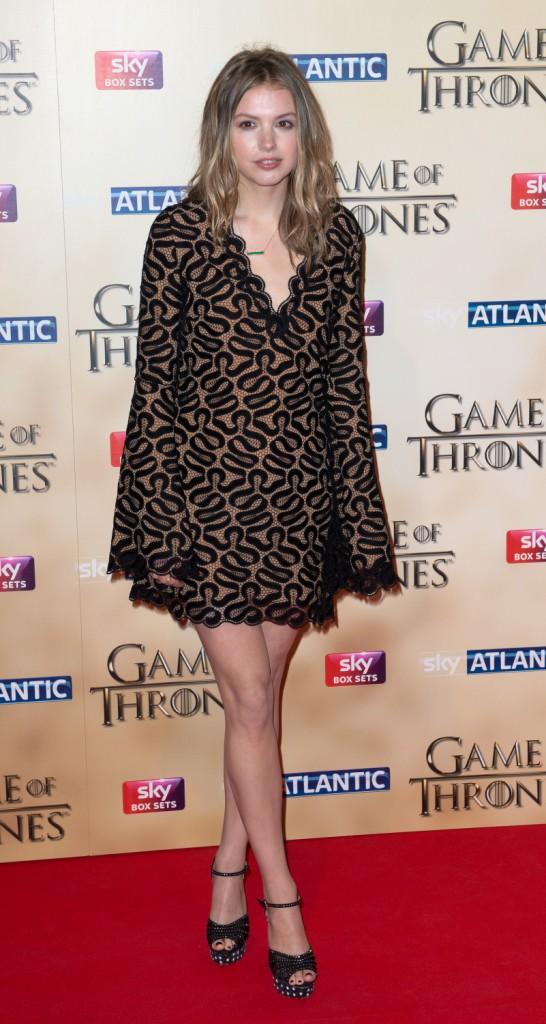 Photos : Game of Thrones : le casting en grande pompe pour l'avant-première mondiale !