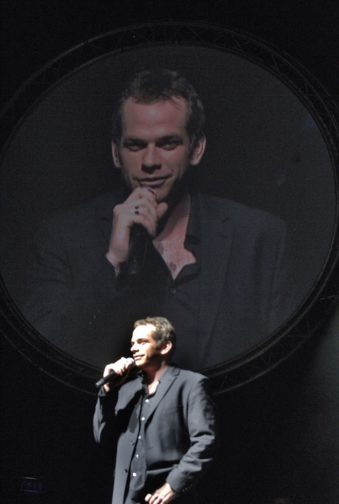 Photos : Garou en 2006