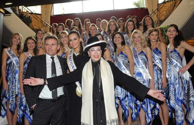 Pour Geneviève de Fontenay, les Miss c'est fini !