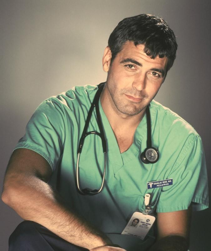 George Clooney en 1994
