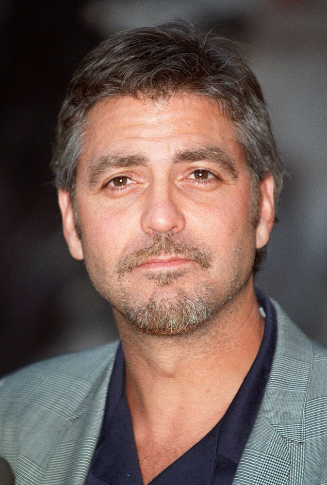 George Clooney en 2000