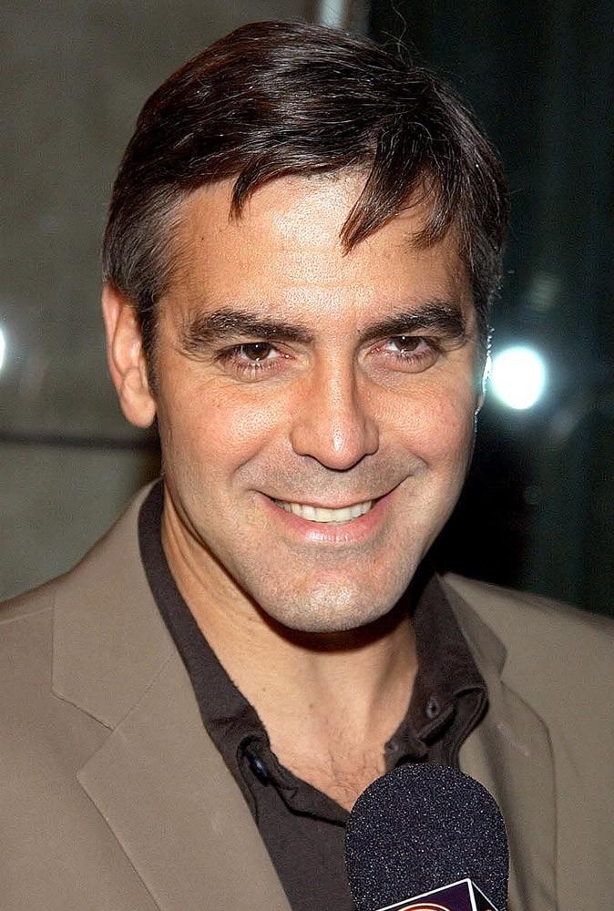 George Clooney en 2002