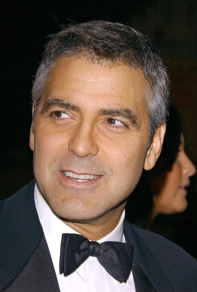 George Clooney en 2004
