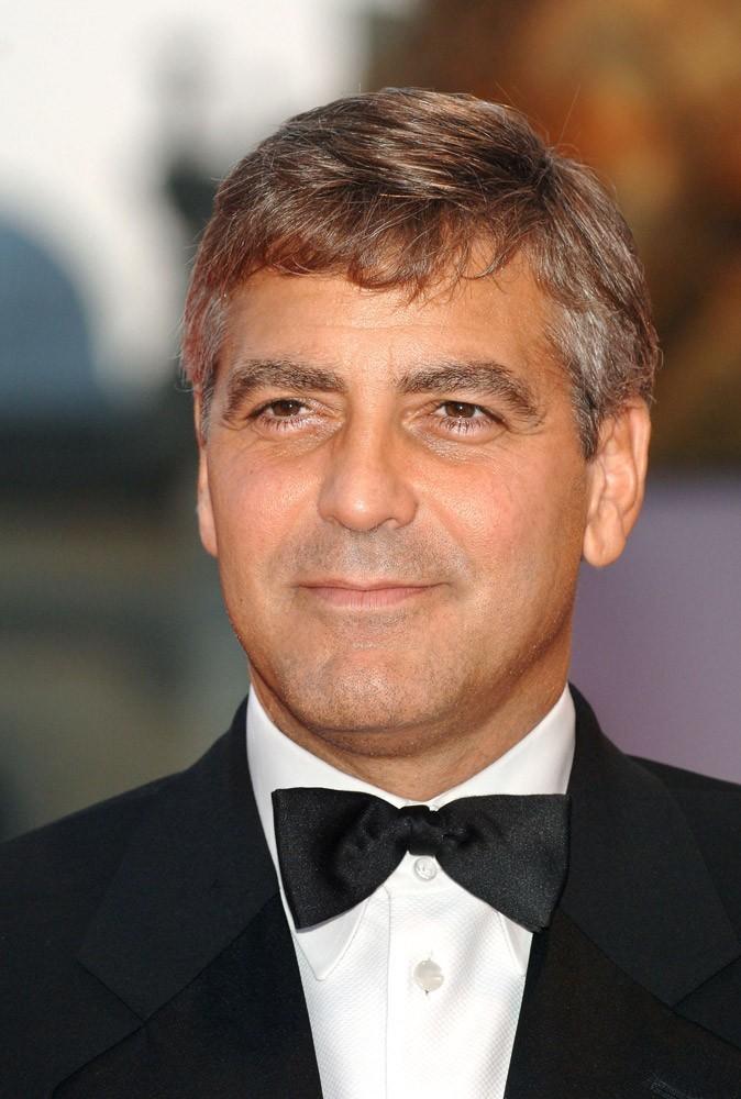 George Clooney en 2005