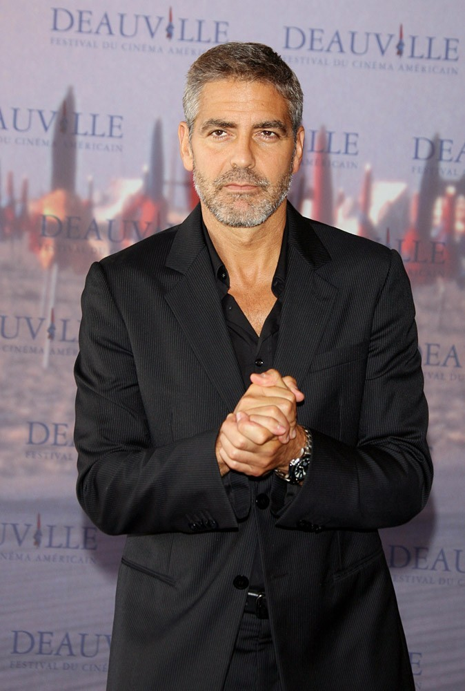 George Clooney en 2007