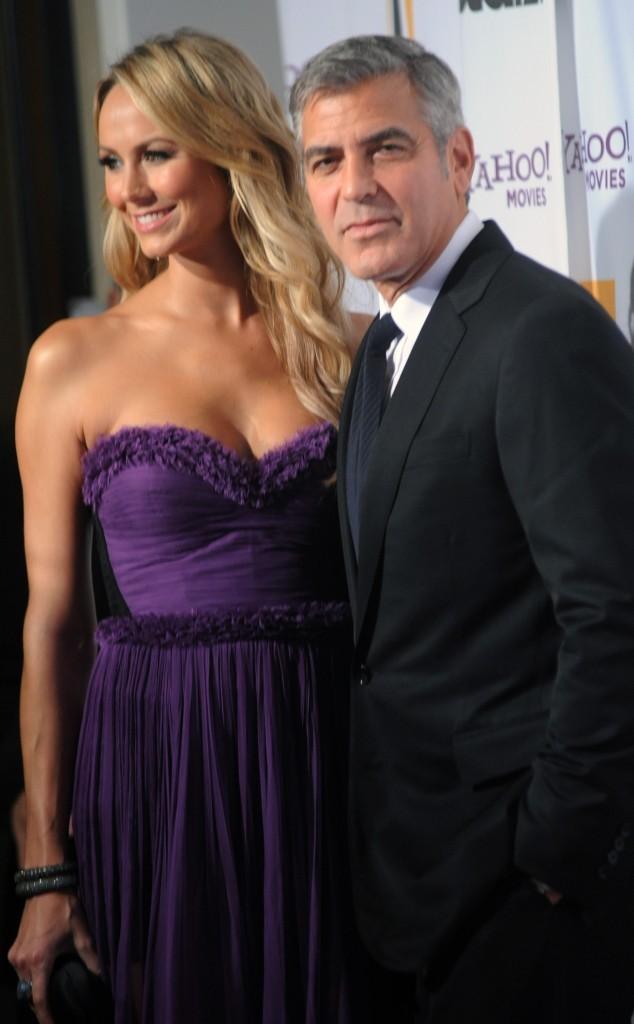 L'amour ce n'est pas regarder ensemble dans la même direction pour George Clooney...