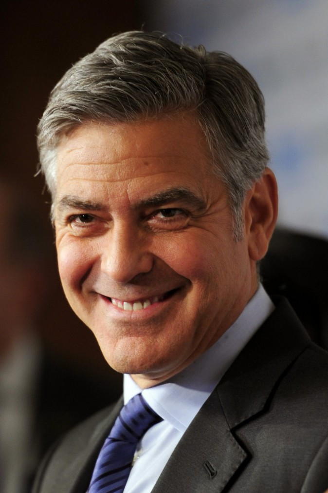 George Clooney le 2 mars 2015
