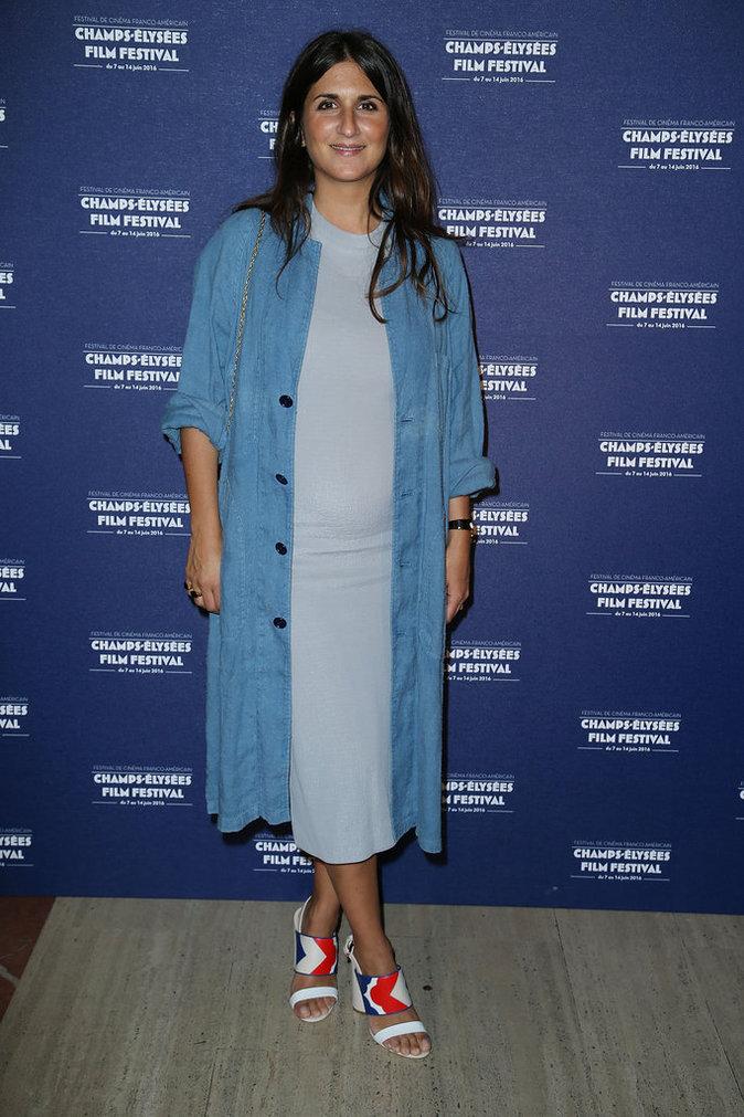 Photos : Géraldine Nakache : la grossesse du bonheur !